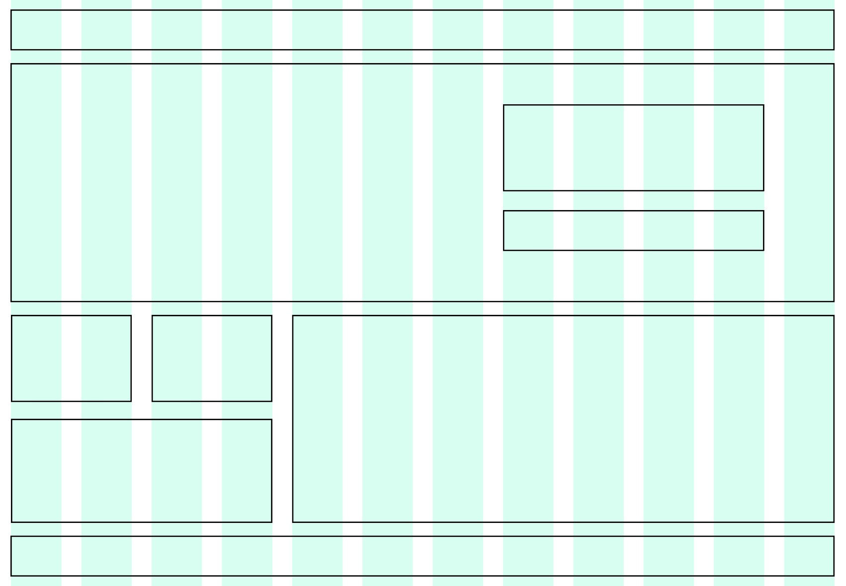 A wide-screen wireframe